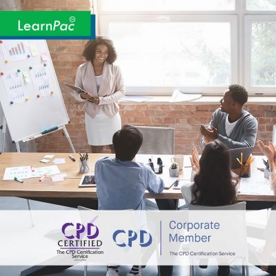 Marketing Basics Training - Online Training Course - CPDUK Accredited - LearnPac Systems UK -
