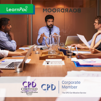 Middle Manager - Online Training Course - CPD Accredited - LearnPac Systems UK -
