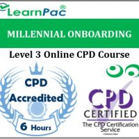 Millennial Onboarding - Online Training & Certification -