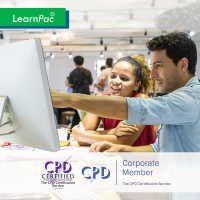 Millennial Onboarding - Online Training Course - CPD Accredited - LearnPac Systems UK -