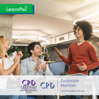 Motivating Your Sales Team - Online Training Course - CPD Accredited - LearnPac Systems UK -