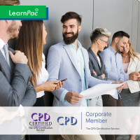 Networking Within the Company - Online Training Course - CPD Accredited - LearnPac Systems UK -