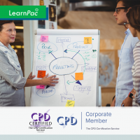 Organisational Skills - Online Training Course - CPD Accredited - LearnPac Systems UK -