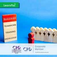 Performance Management - Online Training Course - CPD Accredited - LearnPac Systems UK -