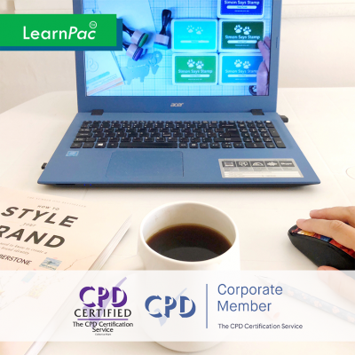 Personal Branding - Online Training Course - CPD Accredited - LearnPac Systems UK -