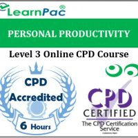 Personal Productivity - Online Training & Certification -