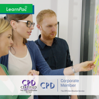 Project Management - Online Training Course - CPD Accredited - LearnPac Systems UK -