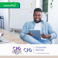 Social Media in the Workplace - Online Training Course - CPD Accredited - LearnPac Systems UK -