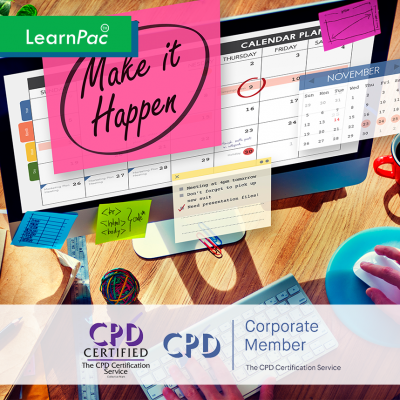 Taking Initiative - Online Training Course - CPD Accredited - LearnPac Systems UK -