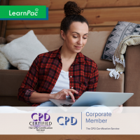 Telework and Telecommuting - Online Training Course - CPD Accredited - LearnPac Systems UK -