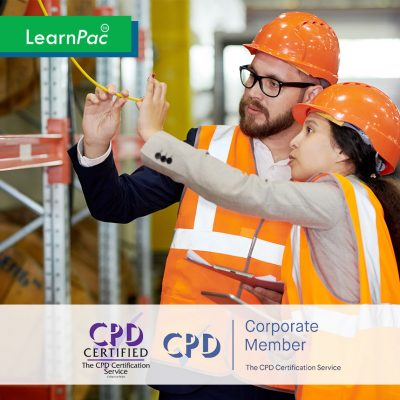 Universal Safety Practices Training - Online Training Course - CPD Accredited - LearnPac Systems UK -