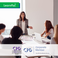 Women in Leadership - Online Training Course - CPD Accredited - LearnPac Systems UK -