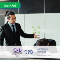 Workplace Harassment - Online Training Course - CPDUK Accredited - LearnPac Systems UK -