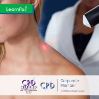 Cryotherapy - Online Training Course - CPD Accredited - LearnPac Systems UK -