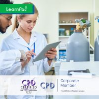 Medical Gas Supplies - Online Training Course - CPD Accredited - LearnPac Systems UK -