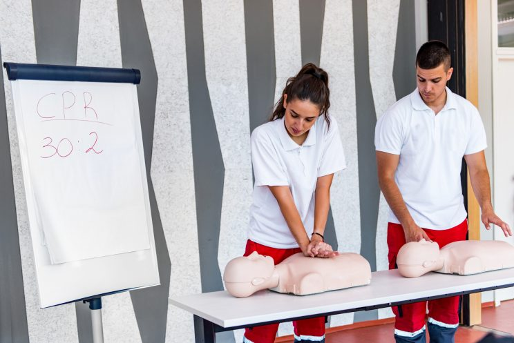 Resuscitation Adult CSTF – Level 2 – Online Training Course -