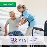 CSTF Patient Moving and Handling - Online Training Course - CPD Accredited - LearnPac Systems UK -