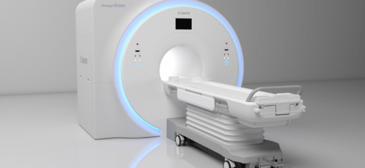 INNOVATION First UK orders for Canon Medical Systems' Vantage Orian MRI 1