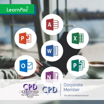 Mastering Microsoft Office 2016 - Online Training Course - CPD Accredited - LearnPac Systems UK -