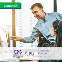 Call Center - Online Training Course - CPD Accredited - LearnPac Systems UK -