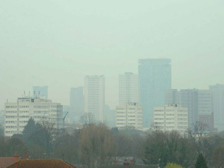 Air pollution linked to mental health issues, research suggests -