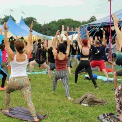 Could music festivals be good for your health -