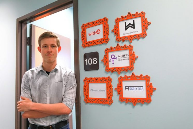 Student startup aims to improve health care through technology - 2