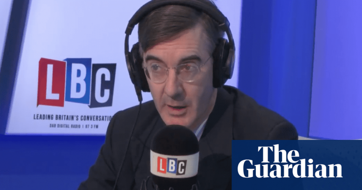 Doctor dares 'muppet' Rees-Mogg to report him after no-deal clash -