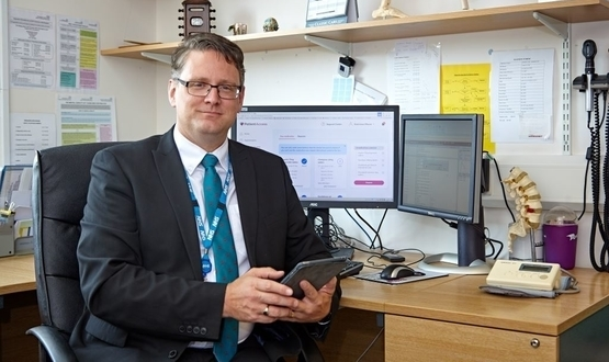 EMIS cites 'huge increase' in patients registering for Patient Access -
