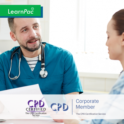 Informed Consent - Online Training Course - CPD Accredited - LearnPac Systems UK -
