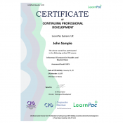 Informed Consent - Online Training Course - CPD Certified - LearnPac Systems UK -