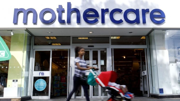 Ailing Mothercare lines up administrators for UK business -