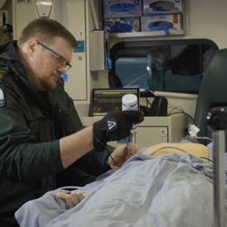 Power of 5G technology in healthcare demonstrated in Birmingham -