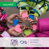 CSTF Equality and Diversity and Human Rights - Online Training Course - CPD Accredited - LearnPac Systems UK -