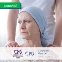 End of Life Care - Online Training Course - CPD Accredited - LearnPac Systems UK -