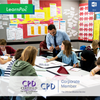 Facilitating Learning in Groups - Online Training Course - CPD Accredited - LearnPac Systems UK -