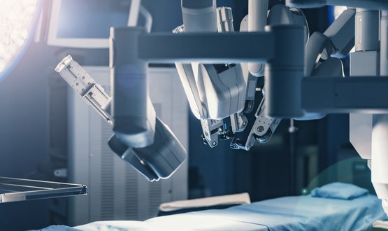 Legal considerations when it comes to robotics in surgery -