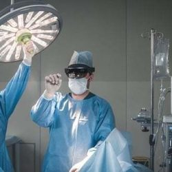 Augmented reality predicted to edge out VR in healthcare stakes -