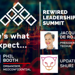 Digital Health Rewired Leadership Summit – here is what to expect -