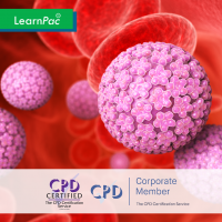 HPV Vaccinations - Online Training Course - CPD Accredited - LearnPac Systems UK -