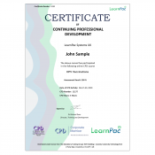 HPV Vaccinations - Online Training Course - CPD Certified - LearnPac Systems UK -