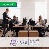 Business and Organisational Ethics UK - Online Training Course - CPD Accredited - LearnPac Systems -