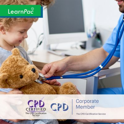 CSTF Paediatric Life Support - Resuscitation - Online Training Course - CPD Accredited - LearnPac Systems -