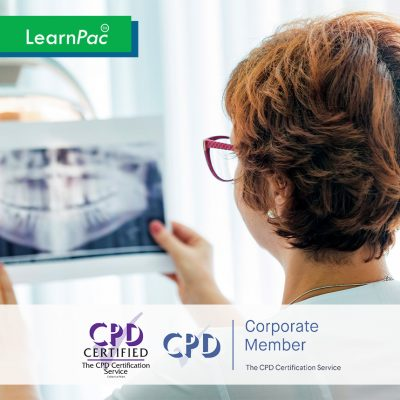 Oral Cancer - Early Recognition and Management - Online Training Course - CPD Accredited - LearnPac Systems -