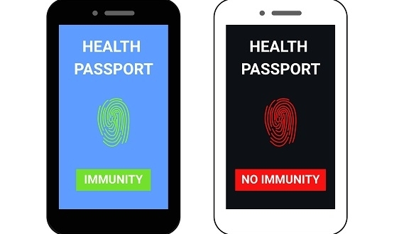 Digital immunity passports part of government's plans to ramp up testing -