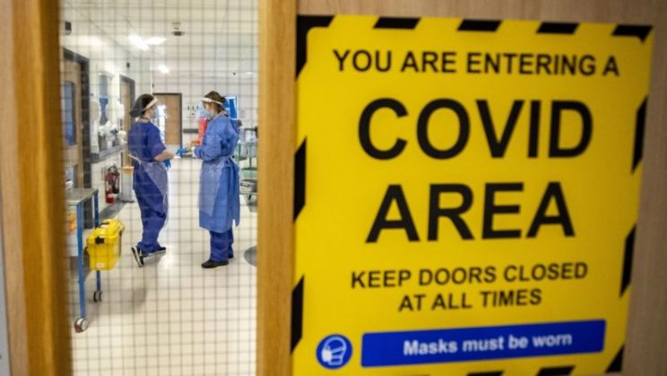 Covid-19: NI records youngest death related to coronavirus 1 -