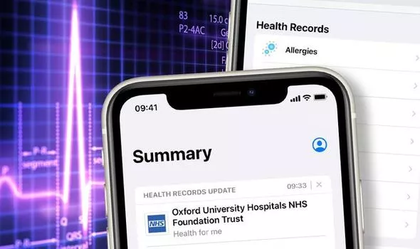 Apple launches Health Rec. in UK giving iPhone users access to med. data -