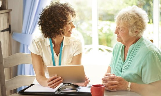 Care homes to receive thousands of iPads to tackle loneliness -