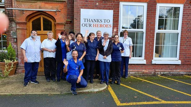 Cornerstone Healthcare named the best 'Complex Care Provider' in the UK -