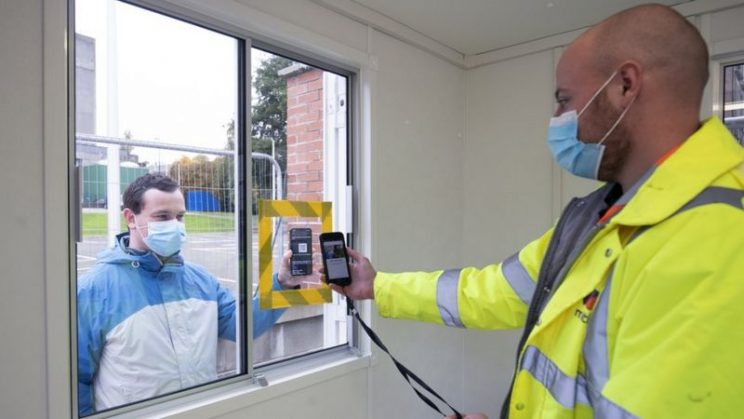 Coronavirus Police get access to NHS Test and Trace self-isolation data -